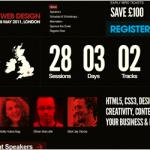 London's Future of Web Design Conference