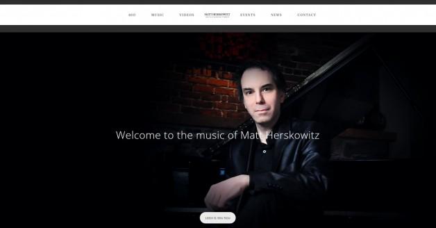 Matt Herskowitz Piano